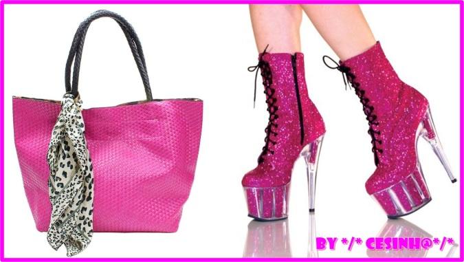 Bolsa-tressê-pink-lenço-de-seda-animma