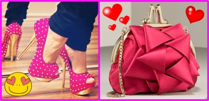 sapato-rosa-dourado