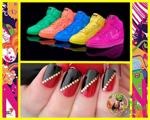 Tênis-colorido-neon
