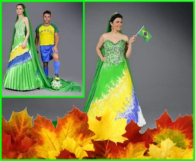 Looks Copa do mundo, Tendência Outono/ Inverno