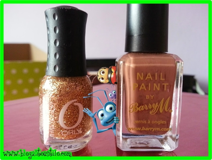 Orly, Nail Paint By Barry M.