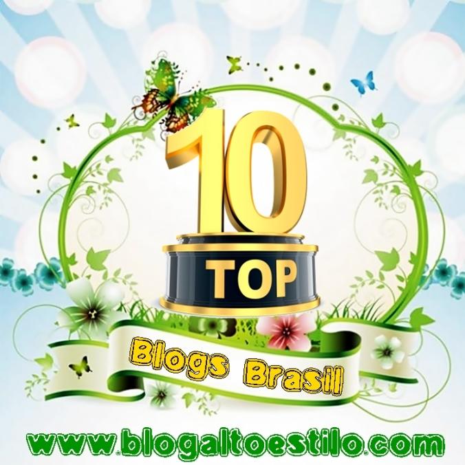 Top 10 Blogs Brasil
