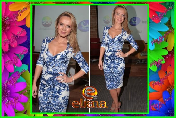 Moda e tendência Eliana